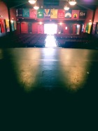 photograph of the theatre where I spend my summers.